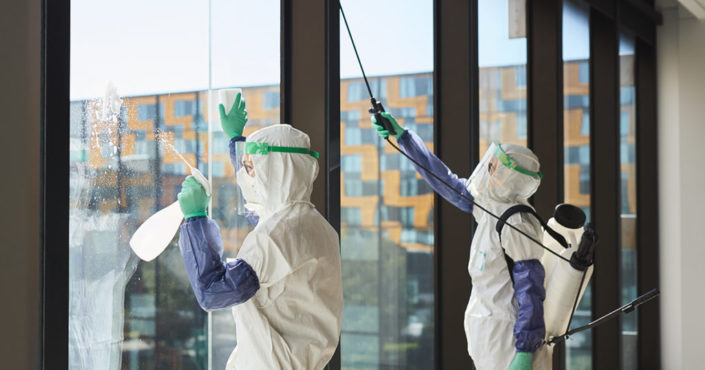 Désinfection covid-19 Prod'hyg 38 désinfection désinsectisation dératisation Grenoble